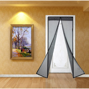 Magnetic Mesh Insect Screen Door (Ships from USA)