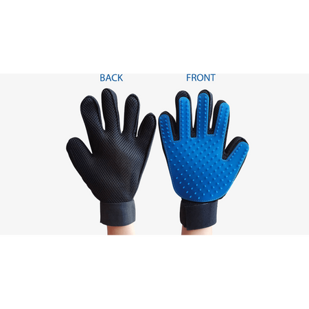 Magical Pet Touch Grooming Gloves (Ships From USA)