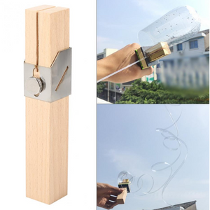 Plastic Bottle Cutter To Recycle Plastic Bottles