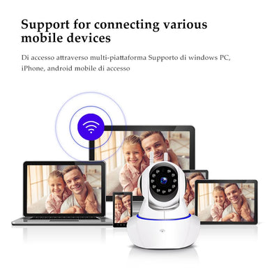 Camera Wireless Home Security IP Camera