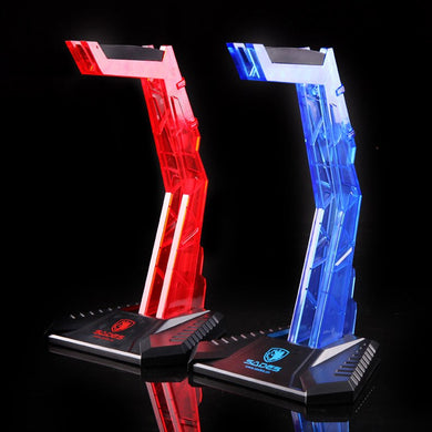 NEW Sades Gaming Cradle Headset Stand Universal Multifunctional Headphone Hanger Holder Bracket Display for Headphone