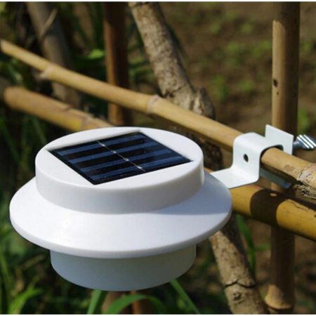 5 pcs Solar Powered Tree Lamp