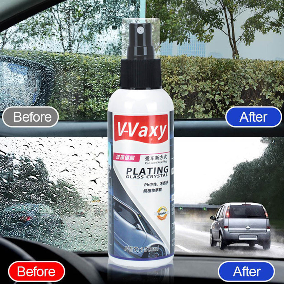 Franchise 150ml Anti-fog Agent Waterproof Rainproof Anitfog Spray Car Window Glass Bathroom Cleaner Car Cleaning Accessories #27
