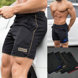 Men Sports Short Pants summer plus size casual 2019 Training Bodybuilding Summer Shorts Workout Fitness GYM Short Pants