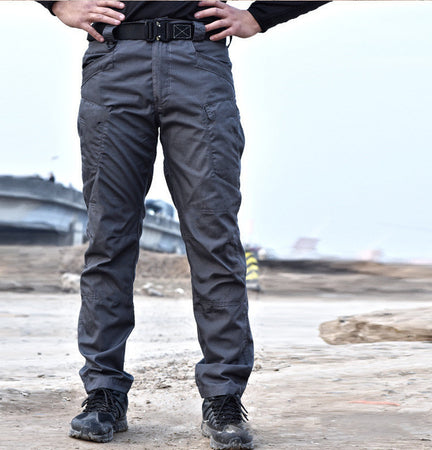 Men Military Pants/Shorts/Belt with Knee Pad