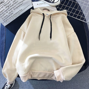 High Quality Thick Womens Hoodie  Lovely Leisure Warm Clothing