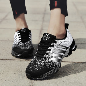 Flat shoes woman sneakers