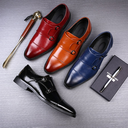 LUXURY PU SHOES