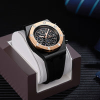 Quartz men's luxury watch