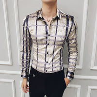Casual Slim Fit Shirt