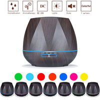550ml Ultrasonic Aroma Essential Oil Diffuser