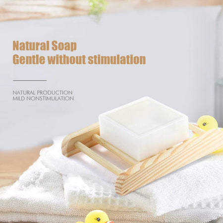 Best Hot Sale 80G Whitening Handmade Soap Ferment Body Neck Arm Nourish Whitening Soap NShopping