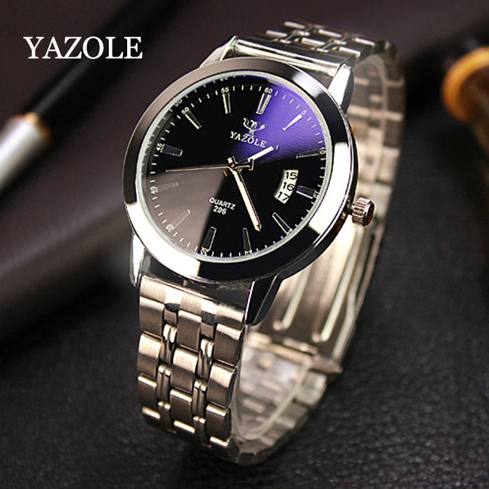 Men's Luxury Quartz Business Watch