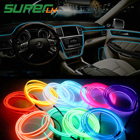 Car Interior Auto LED Strip