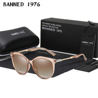 Luxury HD Polarized Women Sunglasses