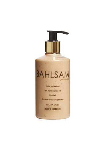 Body lotion Argan ⎮ Bahlsam