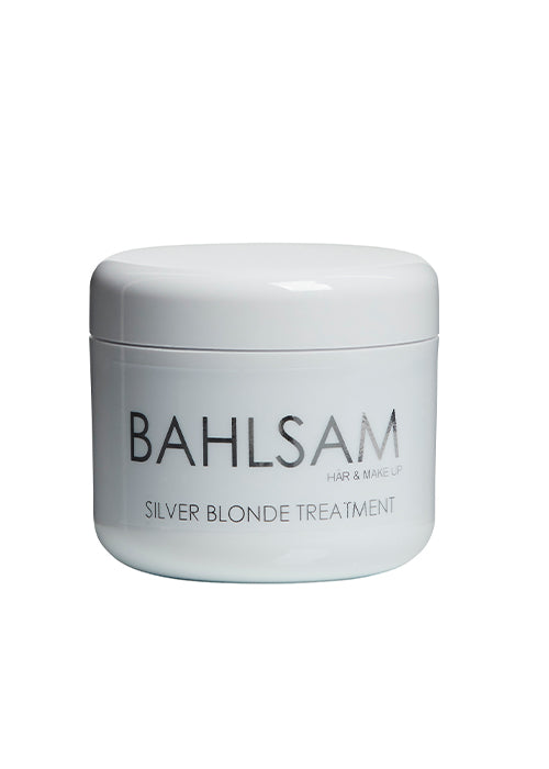 Silver blonde treatment ⎮ Bahlsam
