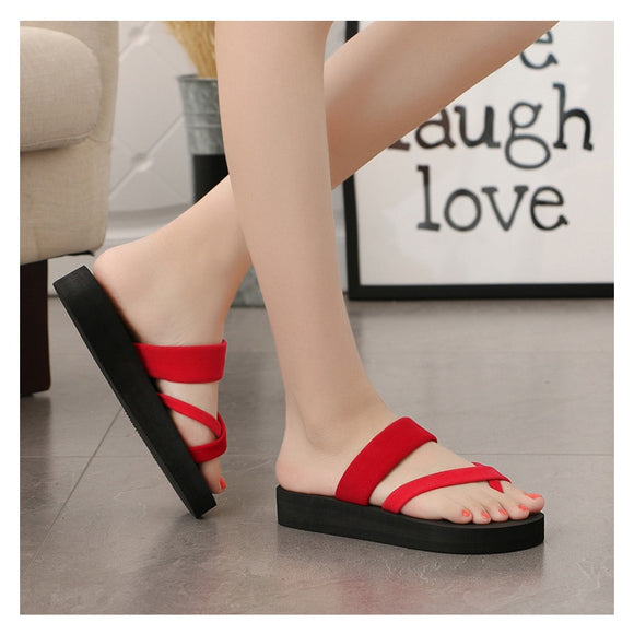 Women's slippers, indoor foam foam flip flops, comfortable flat heels, sandals, casual beach shoes, ladies.