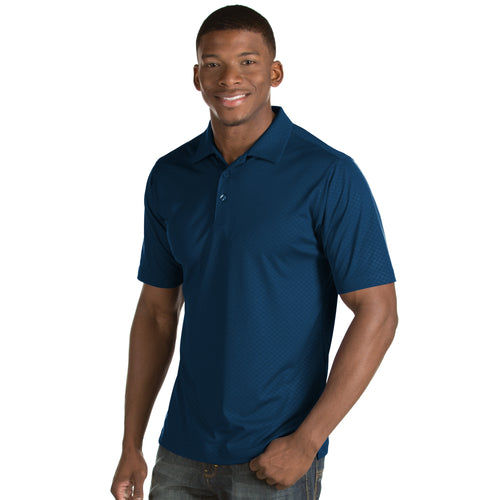 Antigua Men's Inspire Polo Navy