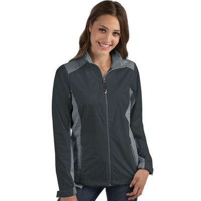 Antigua Women's Revolve Jacket Charcoal