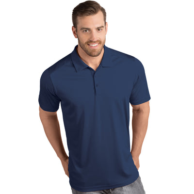 Antigua Men's Tribute Polo Navy