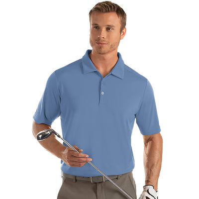 Antigua Men's Tribute Short Sleeve Polo - Group 2 - A104197