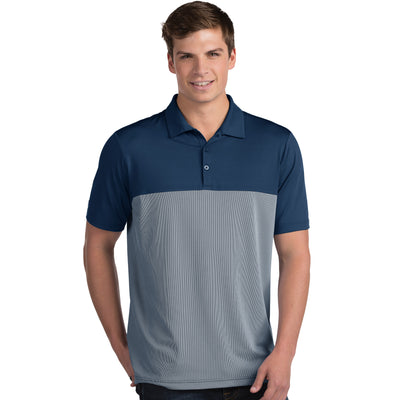 Antigua Men's Venture Polo Navy