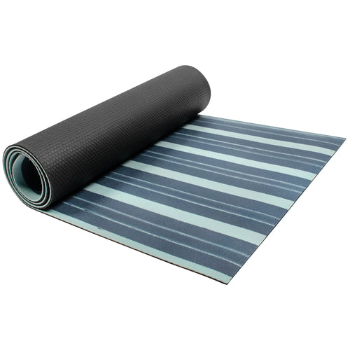 Everlast 6Mm Two Tone Yoga Mat - EV7833AS