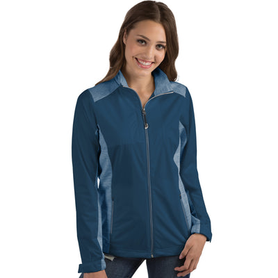 Antigua Women's Revolve Jacket Navy