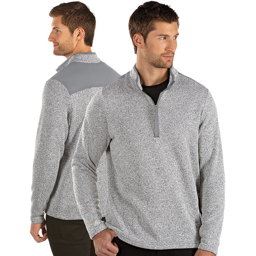 Antigua Men's Clover 1/2 Zip Pullover - A104333