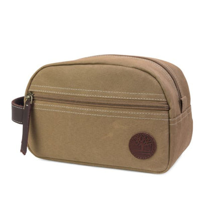 Timberland Canvas Shaving Kit Toiletry Bag - NP0349