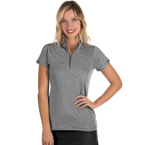 Antigua Women's Plaza Short Sleeve Polo - A104306