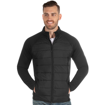 Mens Antigua Altitude Jacket Black