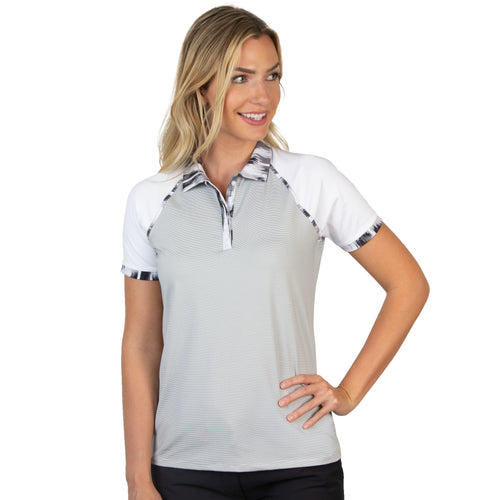 Antigua Women's Futura Short Sleeve Polo - A104308