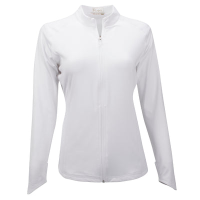 Nancy Lopez Jazzy Jacket White - L426301.01