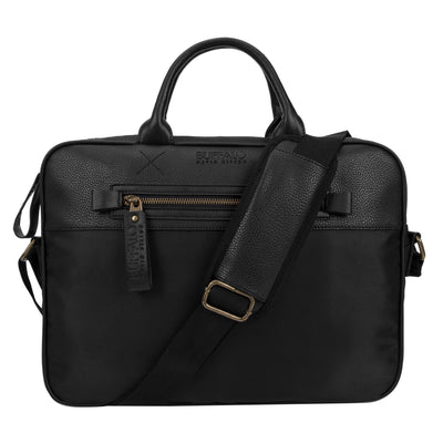 Buffalo David Bitton Ossington Top Zip Messenger - BUF20007134602