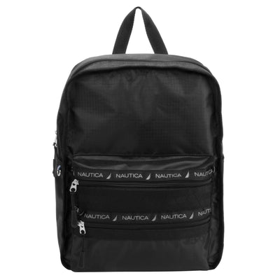 Nautica Captain's Quarters Top Zip Backpack - NCH8033