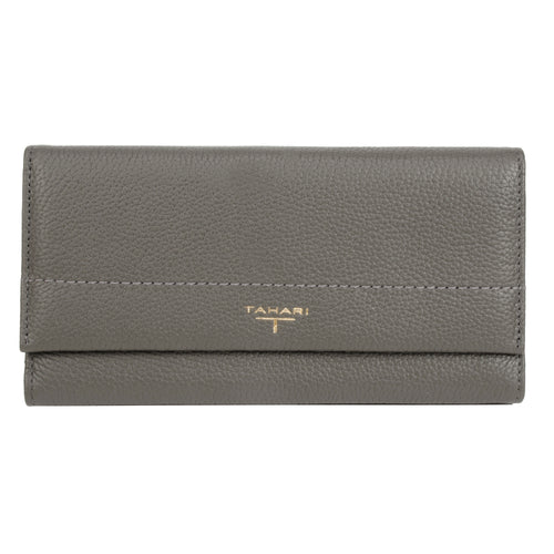 Tahari Sienna Expanding Leather Wallet - TS1532LE