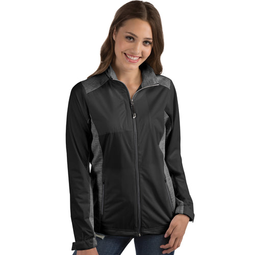 Antigua Women's Revolve Jacket Black