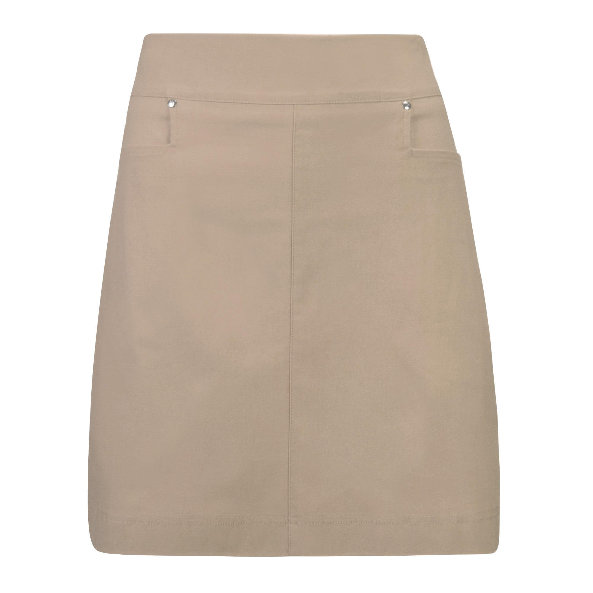 Nancy Lopez Pully Skort Khaki - L426901.23