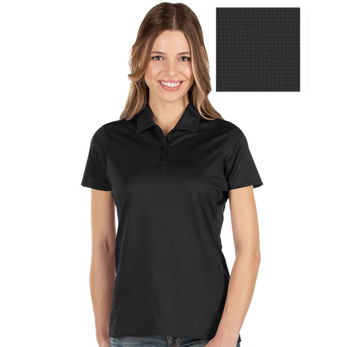 Antigua Women's Balance Short Sleeve Polo - A104273