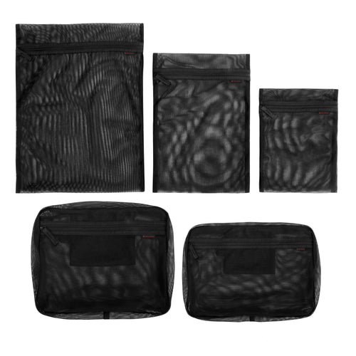 Air Canada 5 Pc All Mesh Packables - AC2140AS