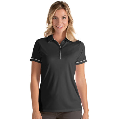 Antigua Women's Salute Short Sleeve Polo - A104234