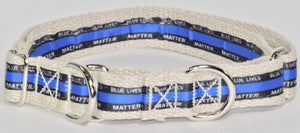 "1"" HEMP MARTINGALE HEROES COLLECTION"