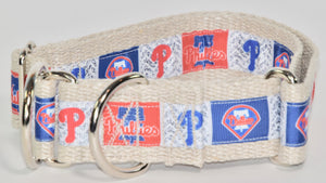 "1 1/2"" HEMP MARTINGALE SPORTS COLLECTION"