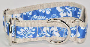 "1 1/2"" HEMP MARTINGALE SUMMER COLLECTION"