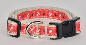 "1/2"" HEMP COLLAR SUMMER COLLECTION"