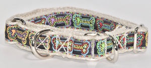 "3/4"" HEMP MARTINGALE BONES COLLECTION"