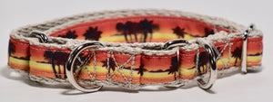 "3/4"" HEMP MARTINGALE SUMMER COLLECTION"