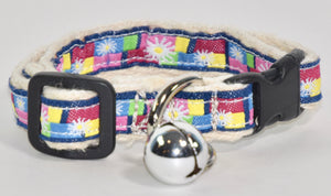 Hemp Cat Collar Everyday Collection